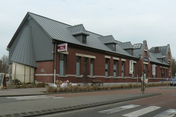 Herve Restauration Ancienne Gare Maison Du Tourisme